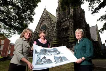 174 Trust unveils plans for new Centre for Culture, Arts and Heritage in North Belfast