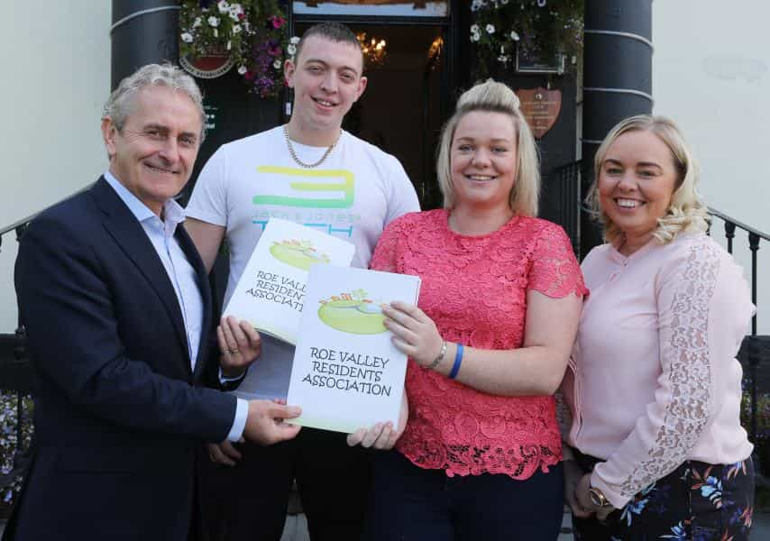 Limavady Youth Project Celebrates Success and Further Investment