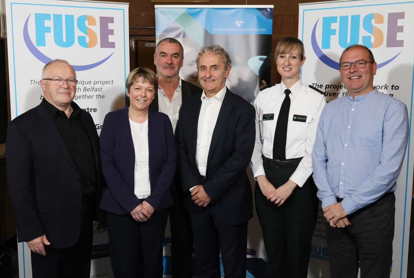 Launch of FUSE project aimed at community cohesion in North Belfast
