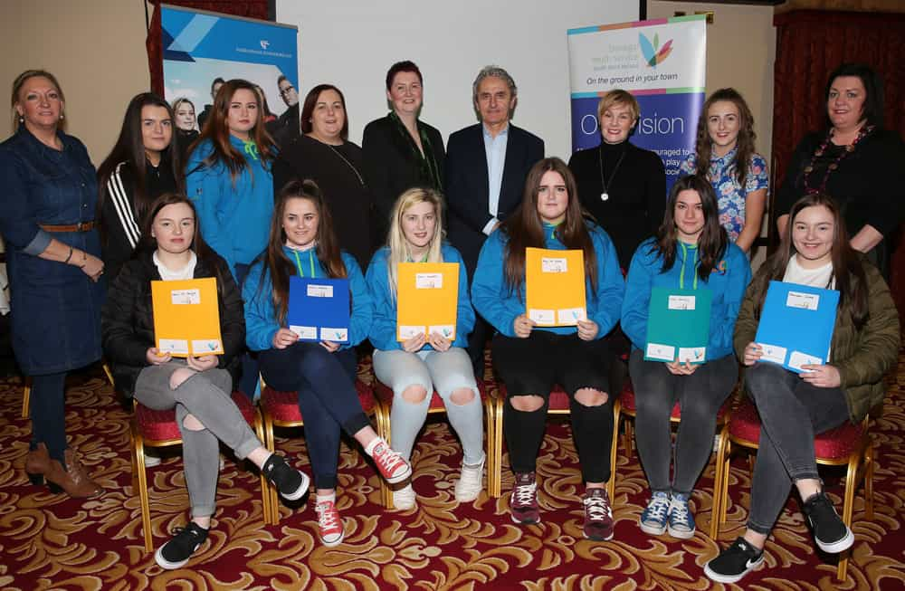 It's a wrap! Donegal Youth Service celebrates conclusion of successful 'Activ8' Cross Border Project