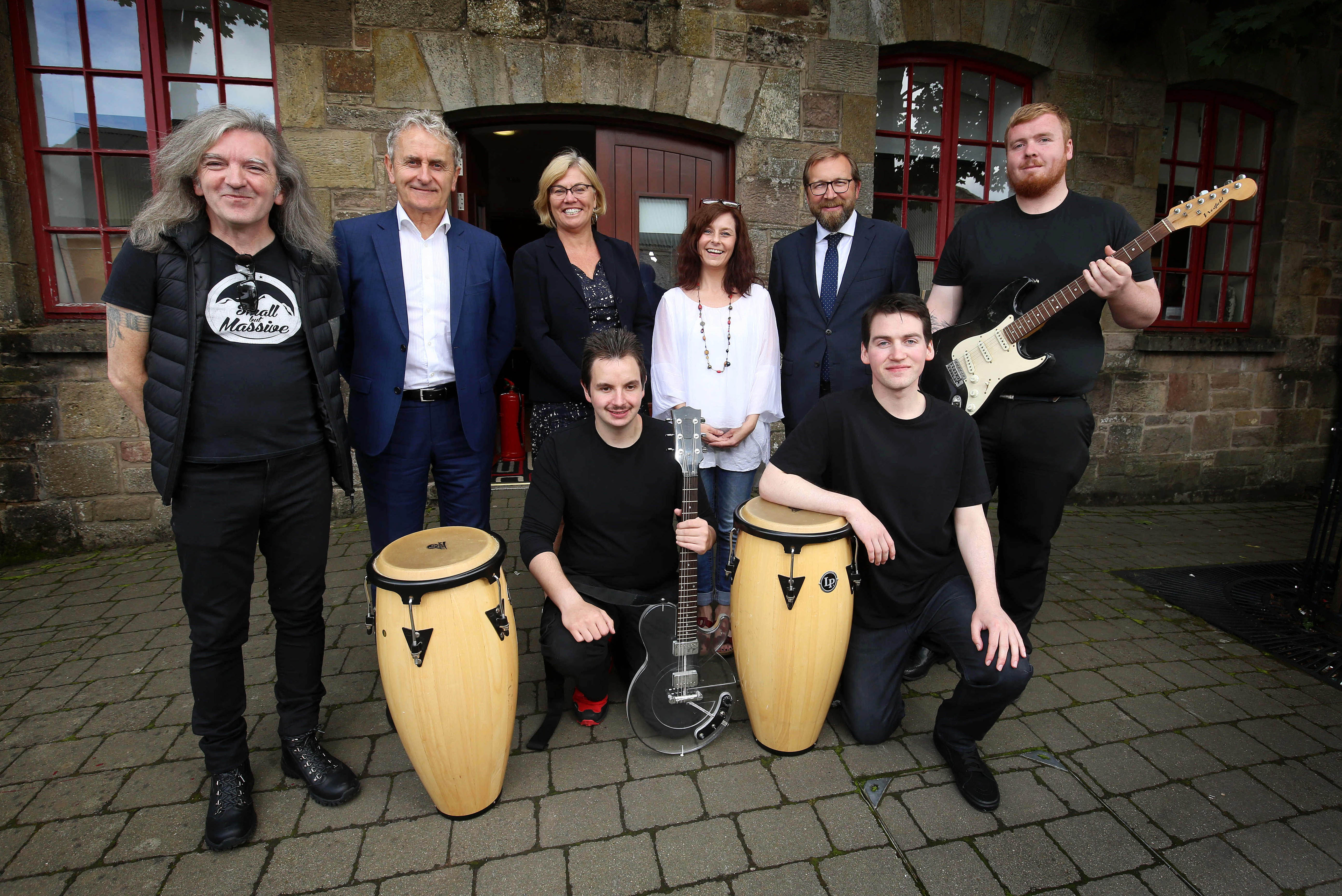 Glasgowbury youth showcases creative talent in Draperstown