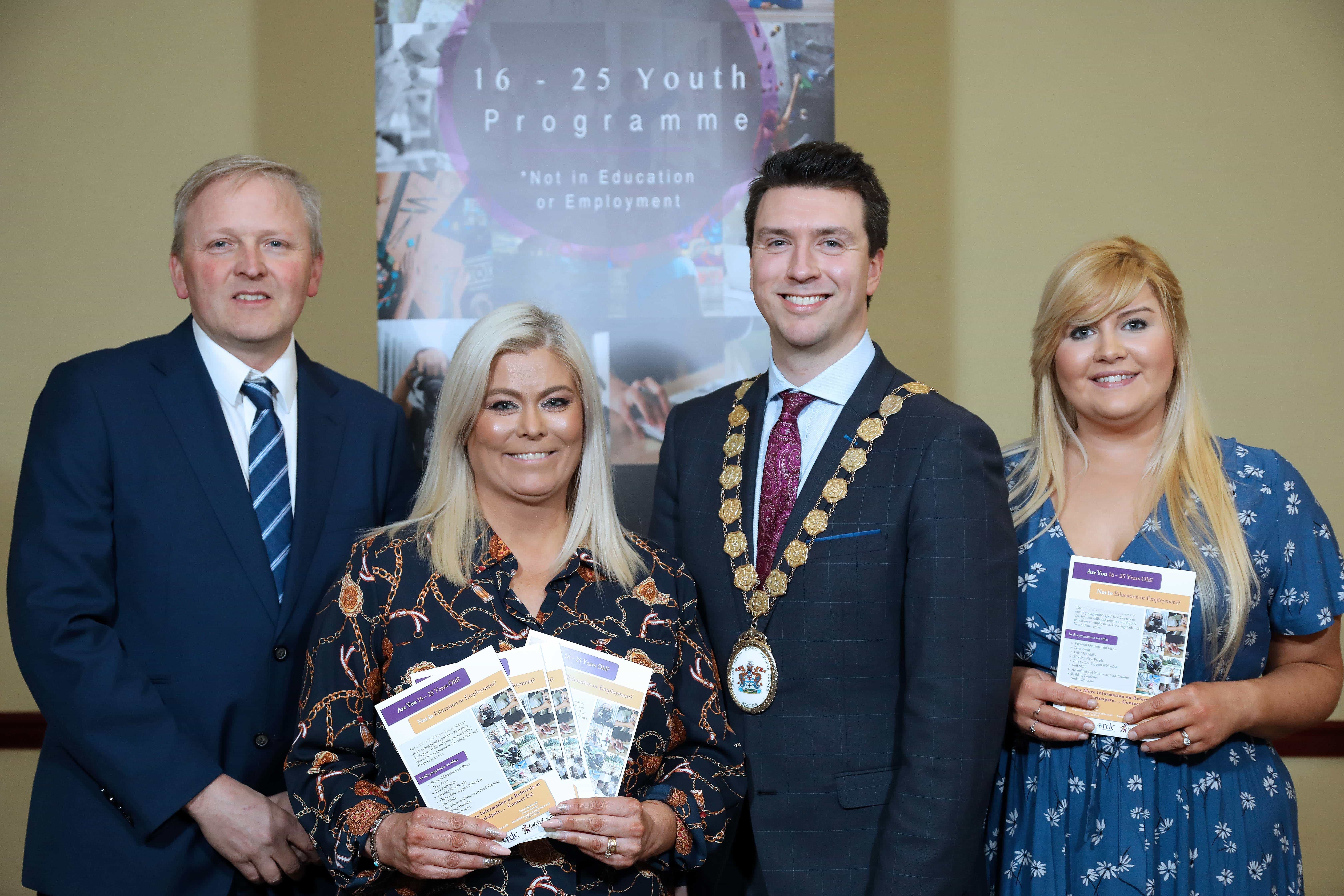 Kilcooley Women's Centre CATALYST Youth Project Launched