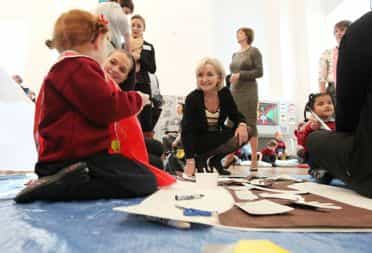 Early Years Programme helping to tackle sectarianism