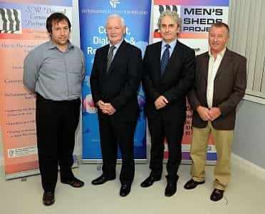Men's Sheds Initiative gets official launch in Donegal
