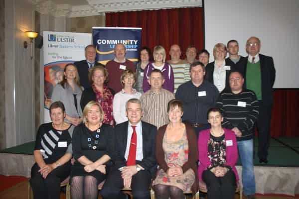 International Fund for Ireland, Community Leadership Programme – Thirty groups start the programme