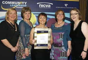 International Fund for Ireland Community Leadership Programme delivered by NICVA