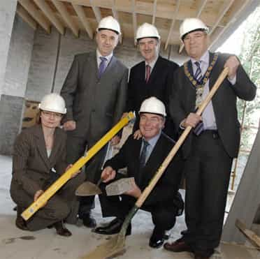 Altnaveigh House redevelopment project is underway
