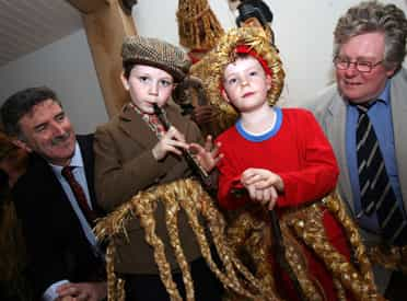 Cultural spirit celebrated at launch of new tourism centre in Aughakillymaude