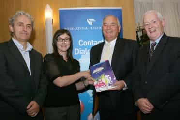 Cross-Border Youth Links project participants celebrate milestone in Donegal