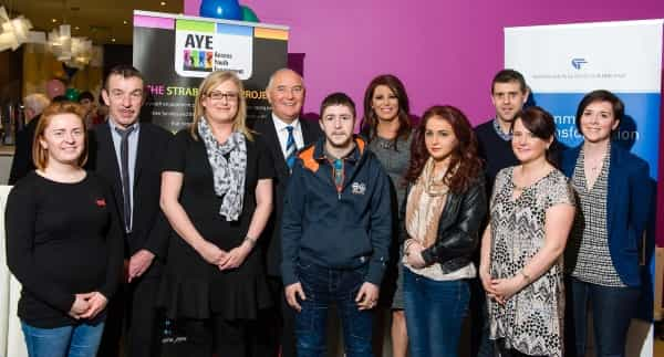 Strabane youth recognised at awards event
