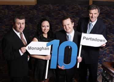 Ten years of success for Monaghan and Portadown partnership (MAPP LTD)