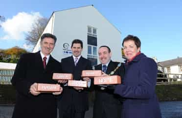 Armagh's new Coach House home to new jobs and new hope