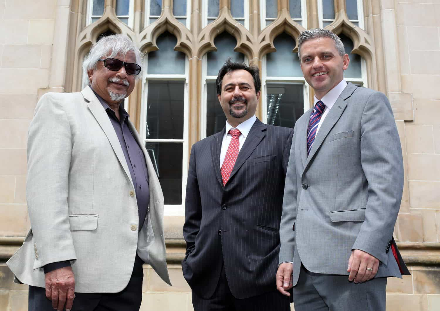 Dr Arun Gandhi calls for 'culture of peace' at John Hume and Thomas P. O'Neill Chair in Peace event