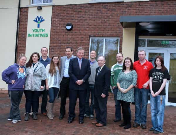 NIO Minister hears from young people and youth workers at Youth Initiatives