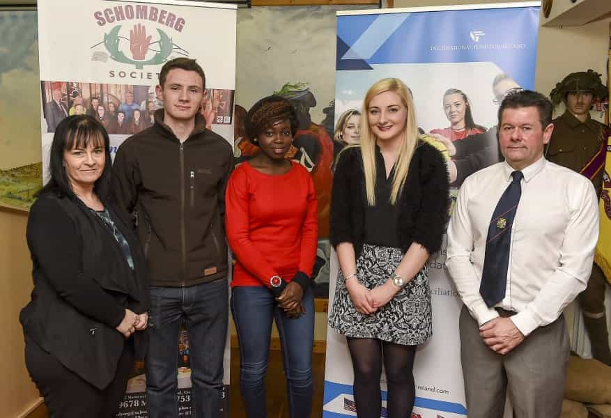 Training project to boost youth prospects in south Down