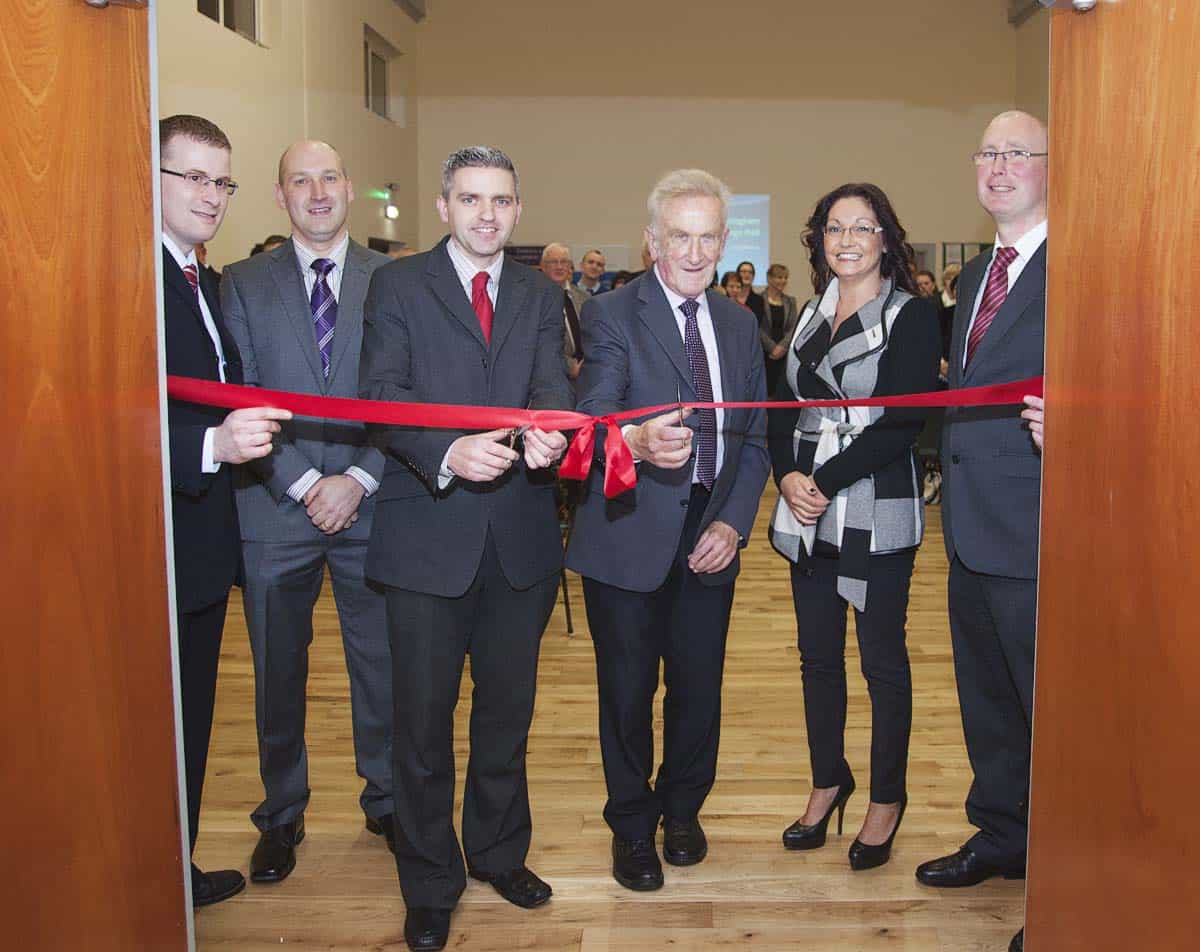 Manorcunningham Orange Hall celebrates major overhaul