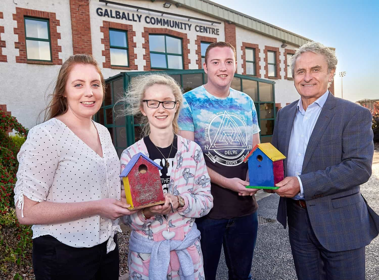 Young people celebrated for changing lives and communities in Tyrone