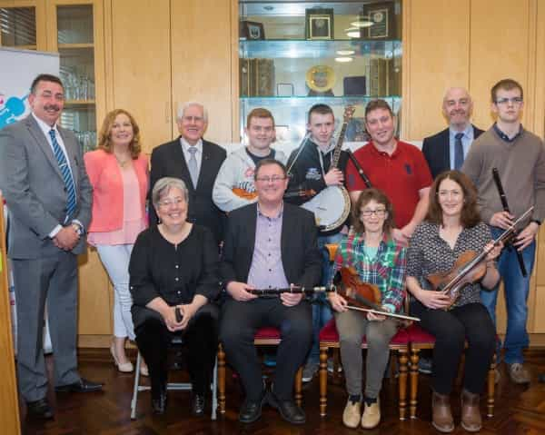 'Between the jigs and marches' – Sligo Fleadh, Peace and Reconciliation Project