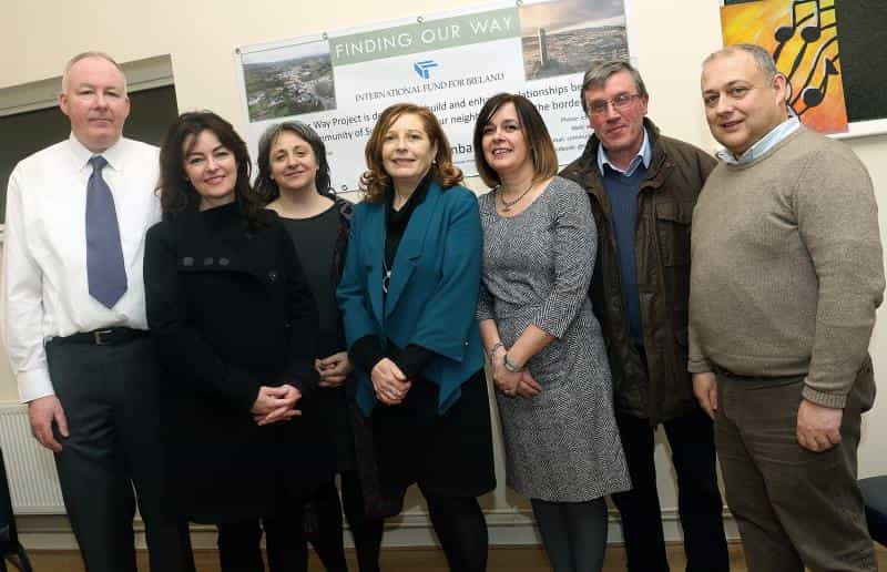 'Finding Our Way' cross-border project officially launched