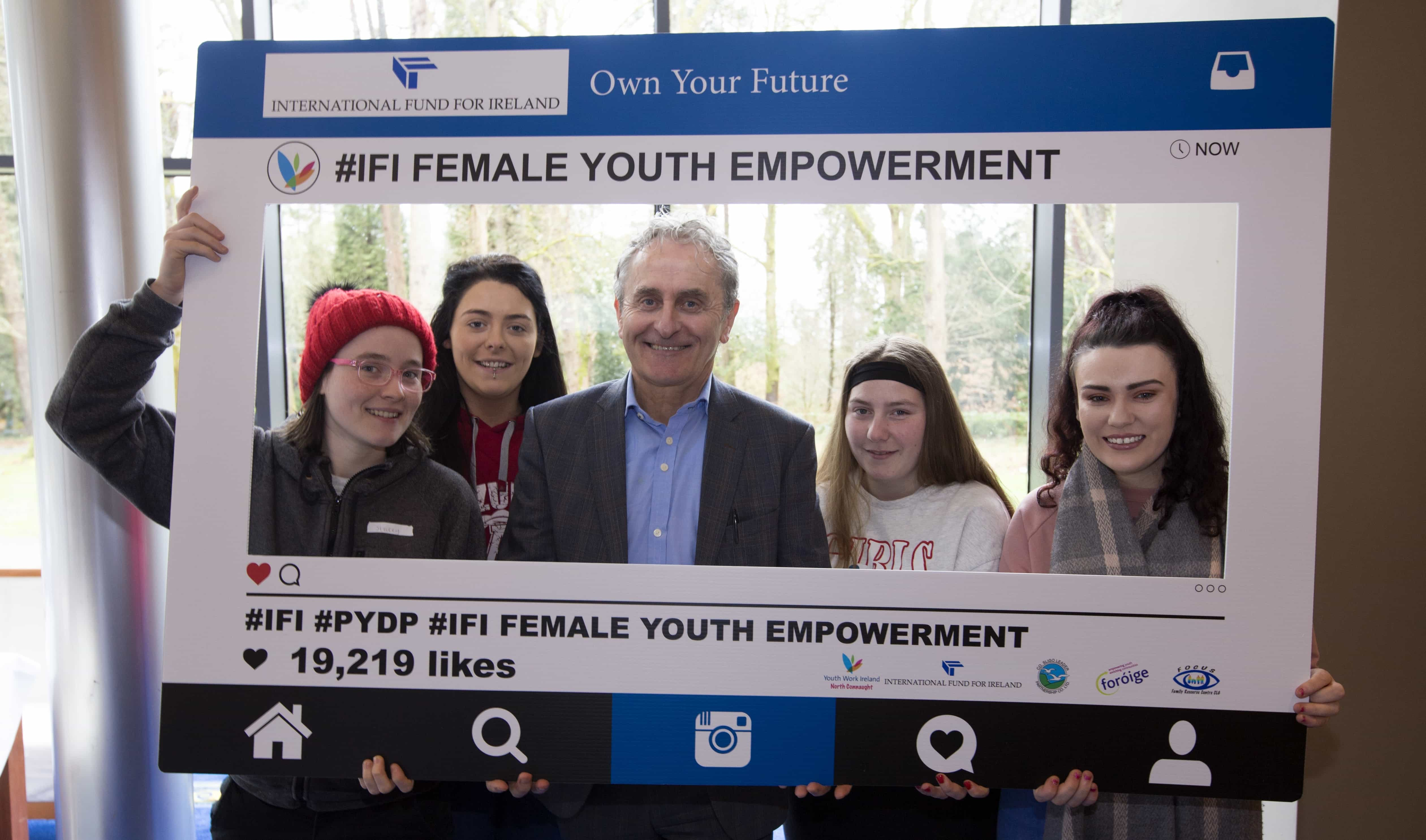 Young Women Encouraged to Own their Future