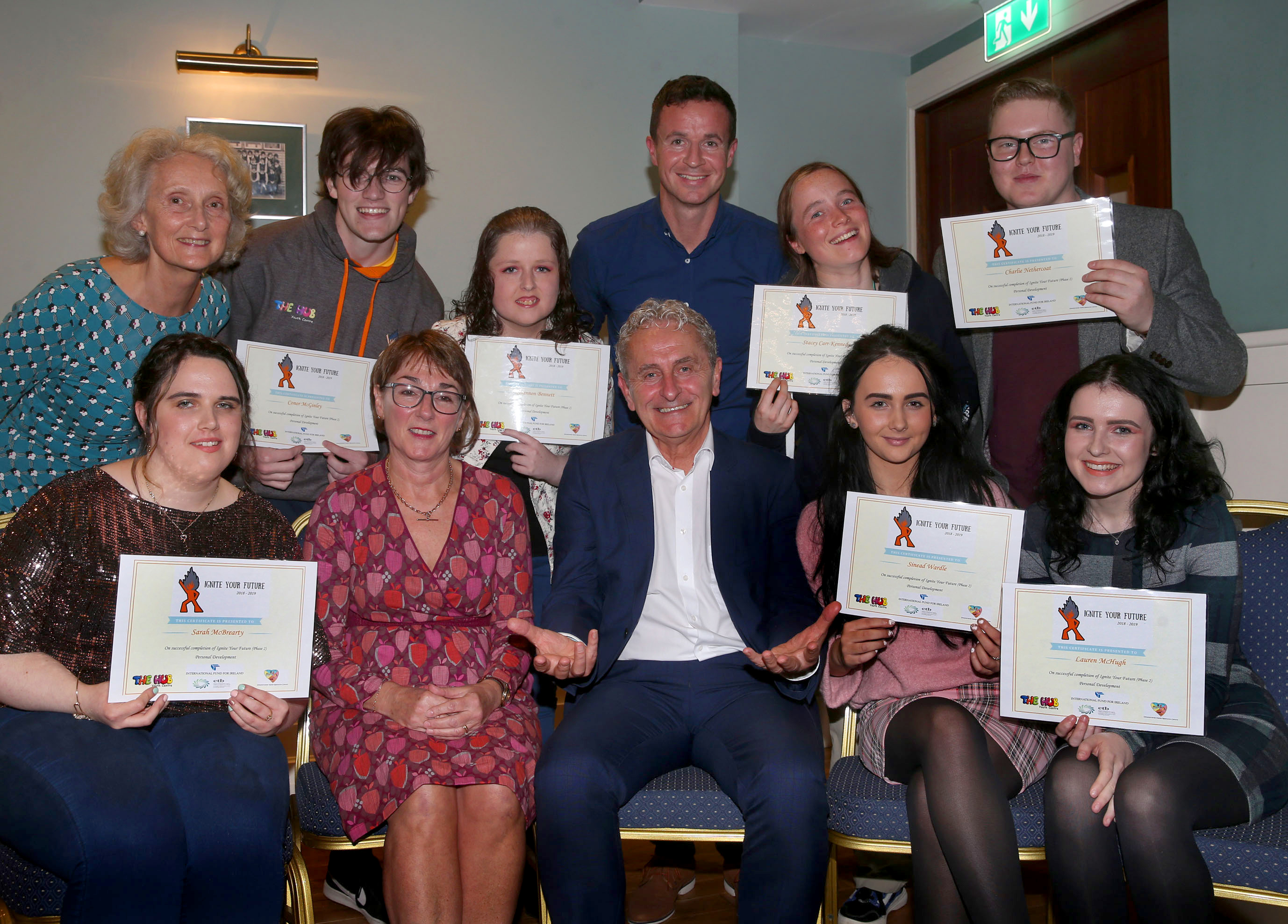 Donegal Youths Graduate From Development Programme