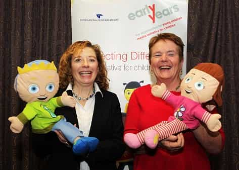 Celebration Event Marks Success of 3 year pre school programme