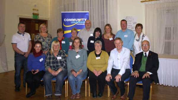 International Fund for Ireland, Community Leadership Programme - year four Belfast groups kick start the programme