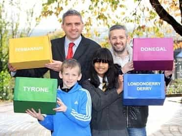 New North West Schools Project launched as part of International Fund for Ireland Sharing in Education Programme
