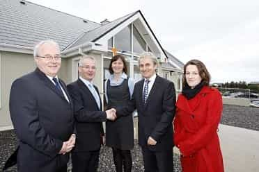 Multi-purpose Centre officially opens doors in Rann na Feirste