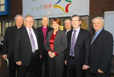 Youth Link opens new training and resource centre