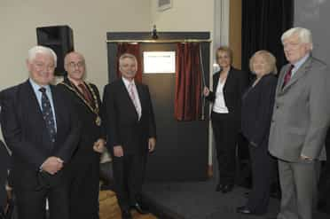 Ritchie hails success of Ballyclare Community Concerns