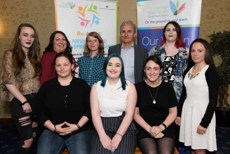 Donegal Youth Service Celebrates Participants' Success in 'Re-Activ8' Project