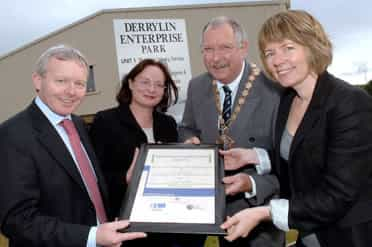 New business units officially opened in Derrylin