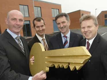 Extension to business centre to create 70 jobs in West Belfast