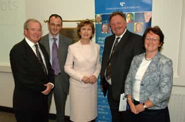 President McAleese officially opens new Incubation and Innovation Centre in Newry