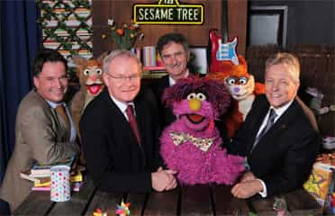World's Longest Street Extends Into The UK Via Belfast – Sesame Tree Returns To TV With Second Series This Month
